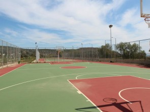 Courts in Sounion Premises