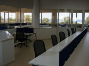 EPLO Sounion Study Area